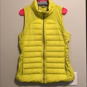LuLu Lemon reflective running vest